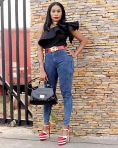 How-to-wear-red-and-black-fashionpolicenigeria-1