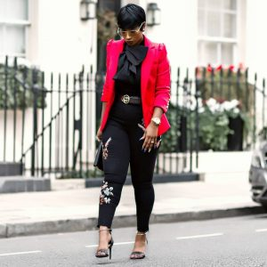 How-to-wear-red-and-black-fashionpolicenigeria-4