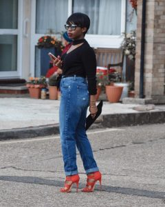 How-to-wear-red-and-black-fashionpolicenigeria-7