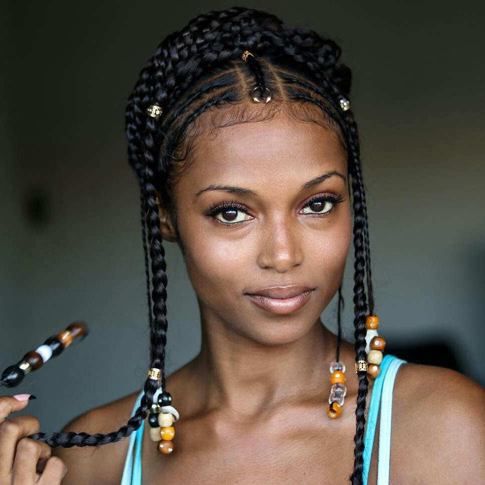 The Lagos Stylist Pick Fulani Braids For The Win The