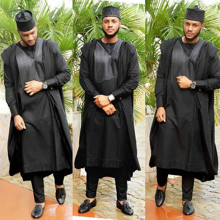 Image result for agbada styles for men