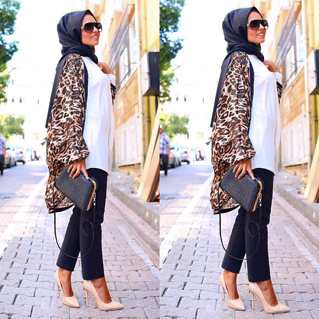 Classy And Chic Hijab Look For The Weekend The Lagos Stylist