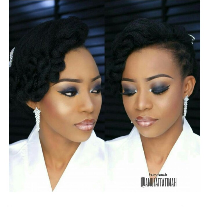 Natural Hairstyles Perfect For Brides To Be The Lagos Stylist