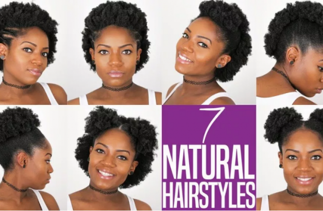 Video By Healthy Afro Hair Archives The Lagos Stylist