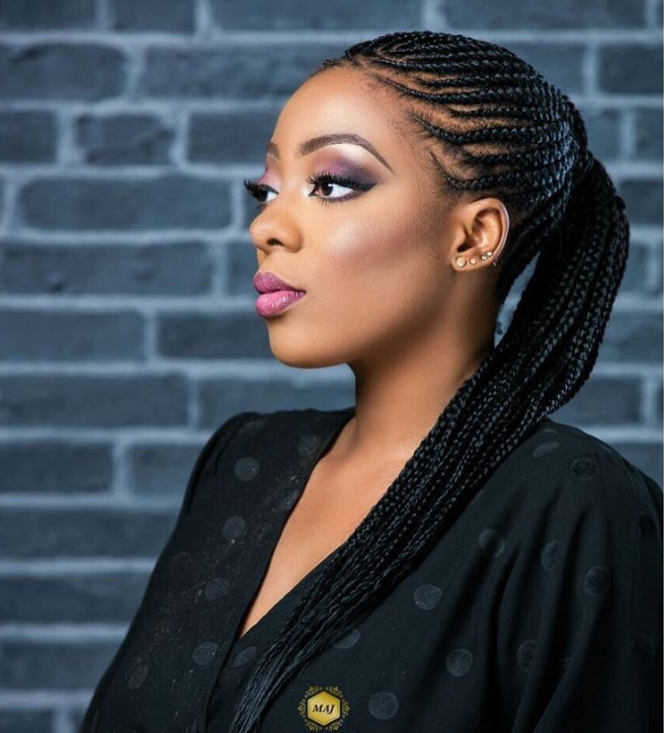 Terrific Chic Cornrow Hairstyles You Just Need To Try The Lagos Stylist Natural Hairstyles Runnerswayorg