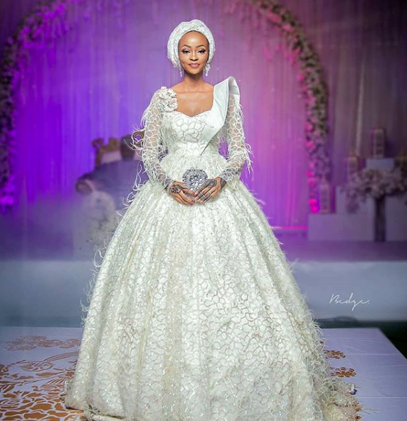 Wedding Gowns For Muslim Brides: Gorgeous, Irresistible Wedding Dress Ideas For Muslim